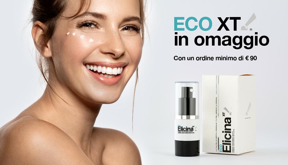 Elicina Eco XT in omaggio